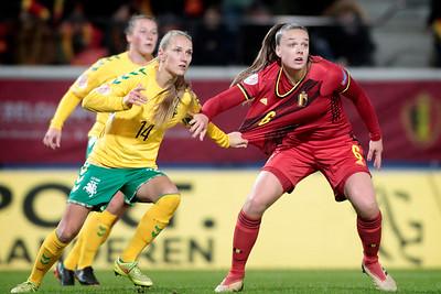20191112 - Belgium Red Flames - Litouwen