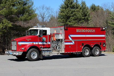 Boxborough Fire Dept