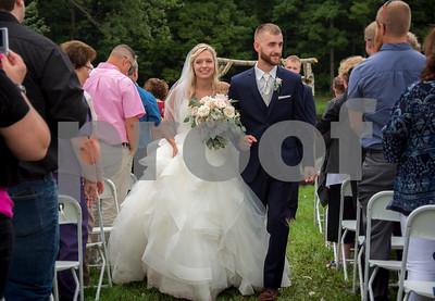 Zach & Caitlyn Wedding Celebration 8/18/2018