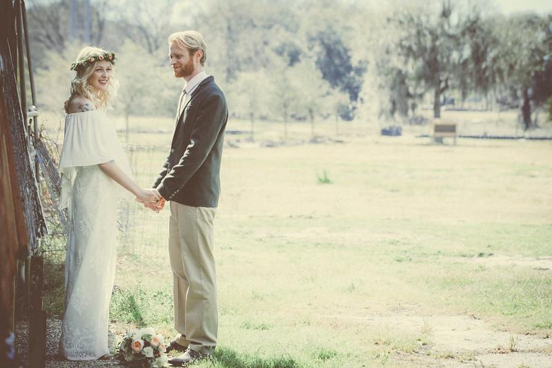 Evans' Wedding Party, Congaree & Penn Farm & Mill, Jacksonville Florida USA