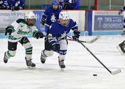 2014-02-09 Peewee Blue vs Edina (Bob O'Connor Tourney-2/9)