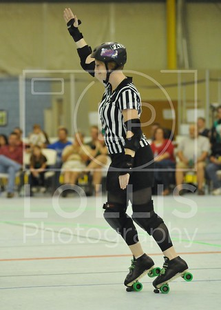 Greenville Derby Dames 10-09-10