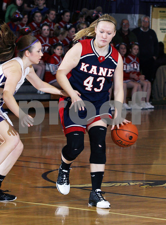 2012 District IX Girls Basketball Playoffs Second Round Kane @ Coudersport