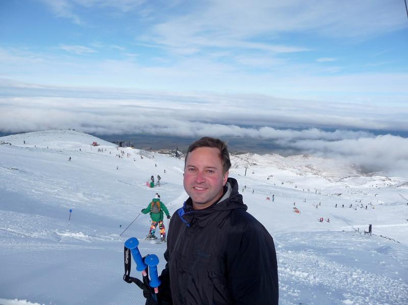 Turoa Ski Field Where else can you ski in July...on a volcano...in New Zealand?
