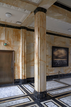 City Hall Leiden. Office Winhov