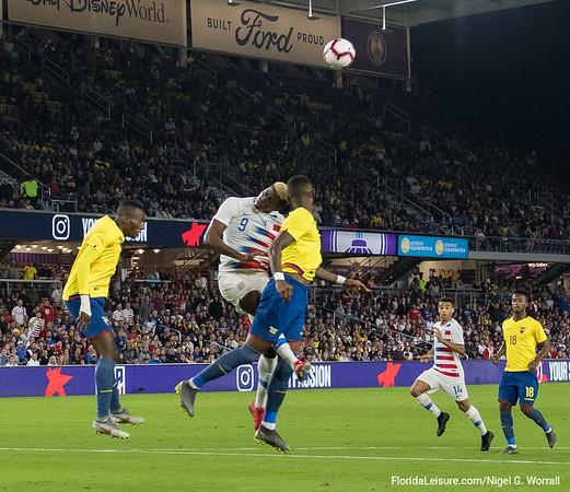 USA 1 Ecuador 0