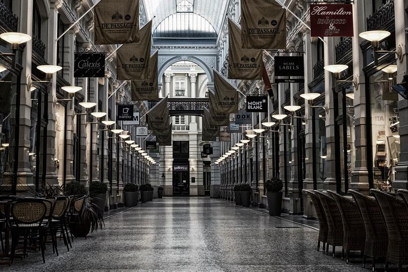 Den Haag, schitterend in stilte