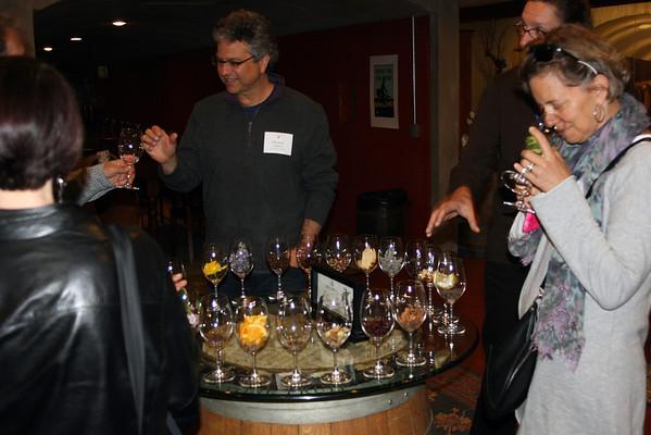 Parents Council Wine Tour April 14, 2012