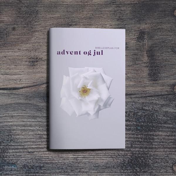 Bibelleseplan for advent og jul [Booklet]