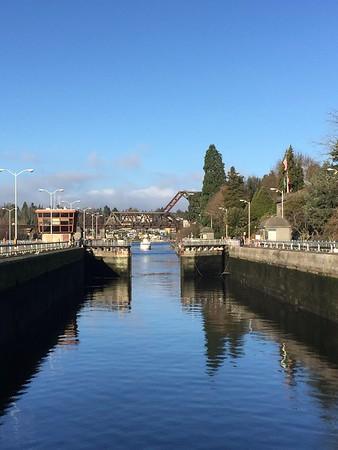 2013 - 2016 The Ballard Locks