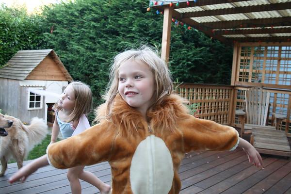Fiona's 6th Birthday - 2010