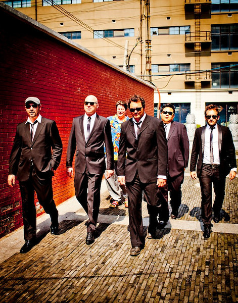 Shanghai's most famous chefs pose for That's Shanghai Magazine's Reservoir Dogs Cover, 2012 August