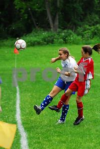 vs T-Cortlandt Liberty Belles - 6-1-08