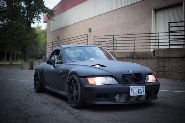 BMW Z3 - 09/28/15