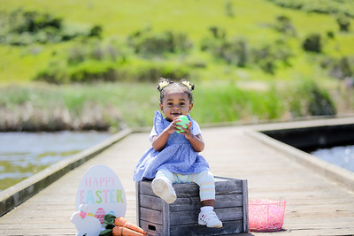 Layla's Easter Shoot