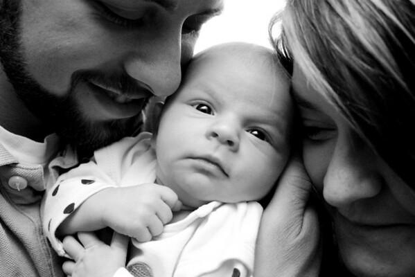 Leah Fulmer, 12 days old