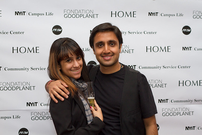 "NYIT ""HOME"" Screening - New York, NY 11/08/13"