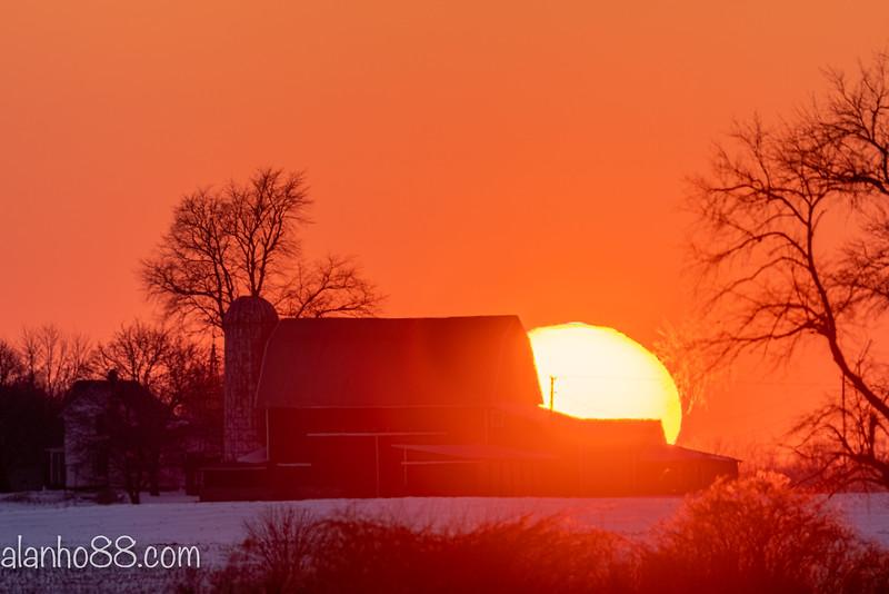 sunset over the Webber's barn 2-16-20 1080-15.jpg