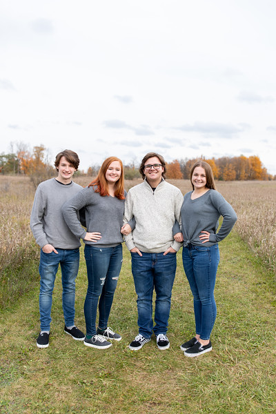 Fall - Harper Family