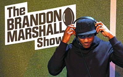 20141208 - Brandon Marshall Visit