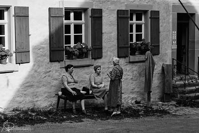 Wackershofen 2019 - DAS Dorf 1945