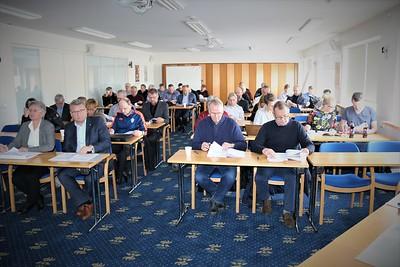 Vinnuhópur um endurskoðun á reglum Afrekssjóðs ÍSÍ - mars 2017