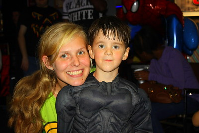 2015 Conner's 4th Birthday Party