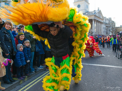 Chinese New Year 2014, London