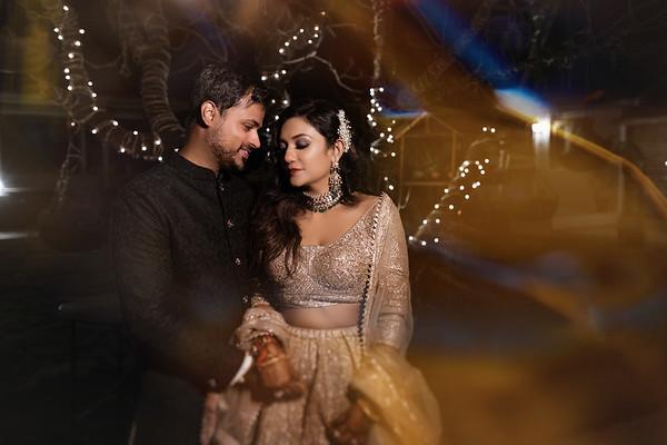 Sangeet and Wedding