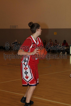 Lady UBA VS Alabama Twisters