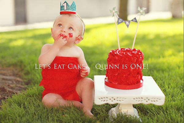 Quinn-Turns-ONE!