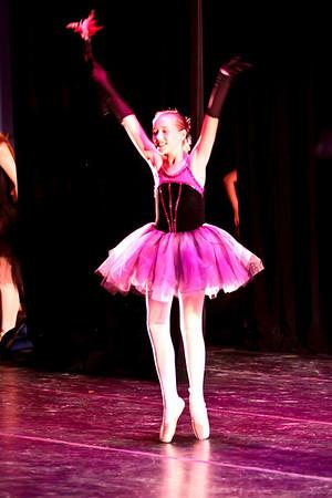 Level IIIB Ballet