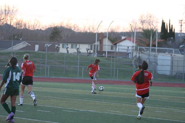 Girls soccer 12-29-2010