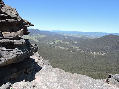 Sunset Rock Lookout, Mount Victoria, NSW -Australia