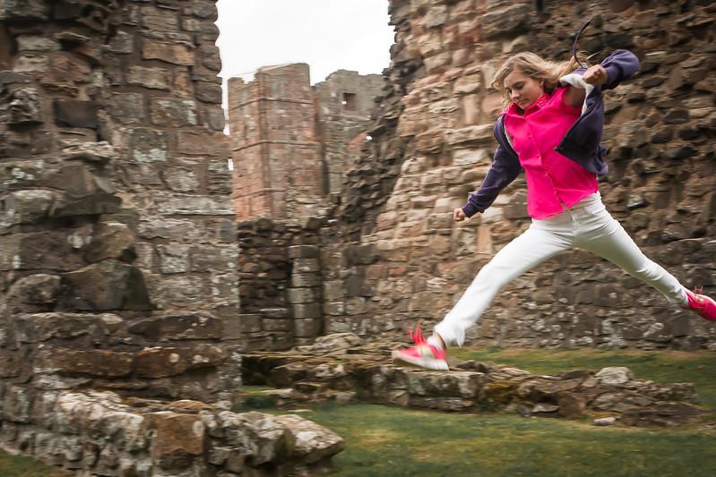 Lindisfarne Abbey