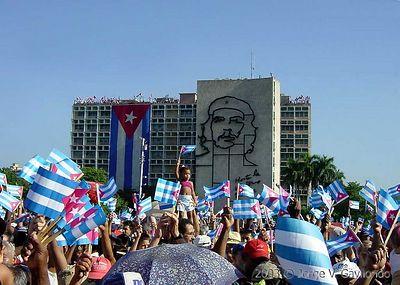 Political Parades (Havana 2001-2003)