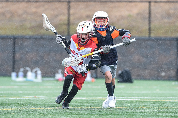 Team MD 28's v USS Cruisers 28's - MD Showcase Lacrosse - 10.20.19