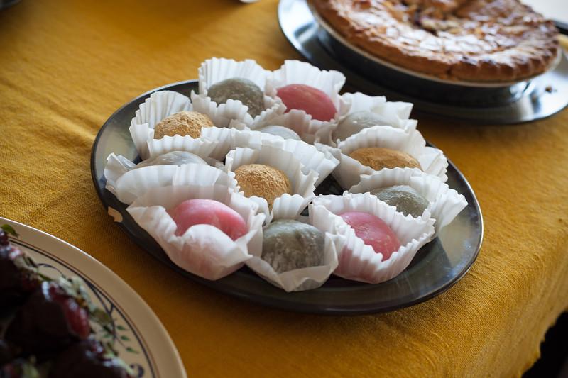 I've never developed a taste for mochi