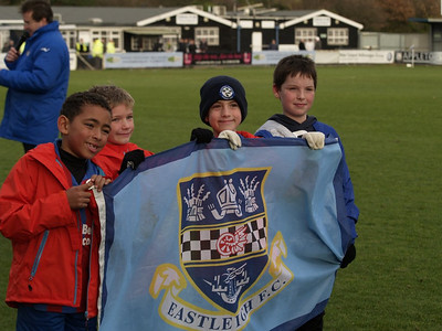 Eastleigh (2) v Gateshead (0) FA Trophy 14.12.2013