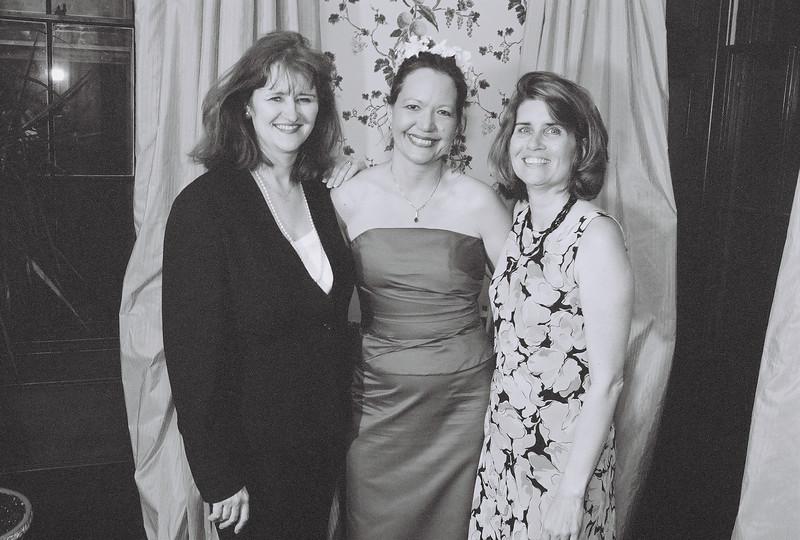Kathy, Kate and Jackie