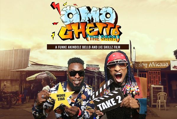 Omo Ghetto Movie Premiere