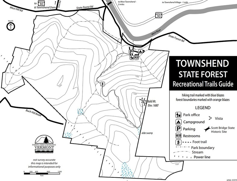 Townshend State Park (Trails)