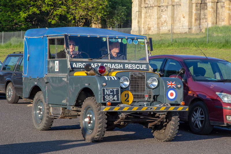 NCT984 1951 land Rover Series 1