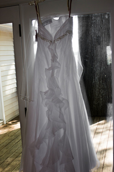 Details: Dress, Rings, Flowers, etc. Proofs