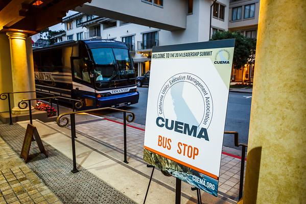 CUEMA Monterey 2014