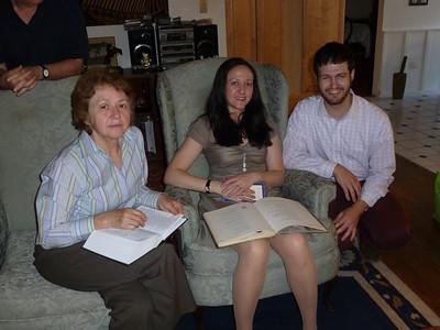 Passover, April 2012