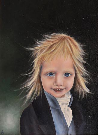 Adams Portraits
