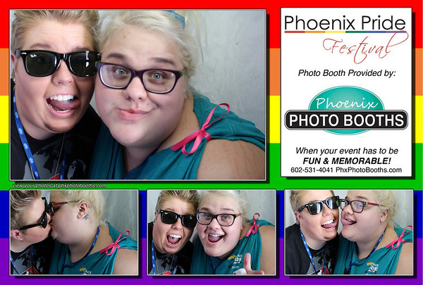 Phoenix Pride Festival - Kid Space 2014