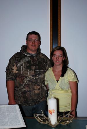 2012-09 Jacob & Rachel's Wedding Rehersal