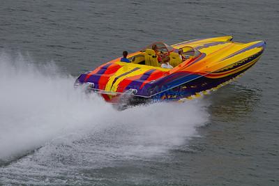 Smith Mountain Lake PR 2013 - Boats